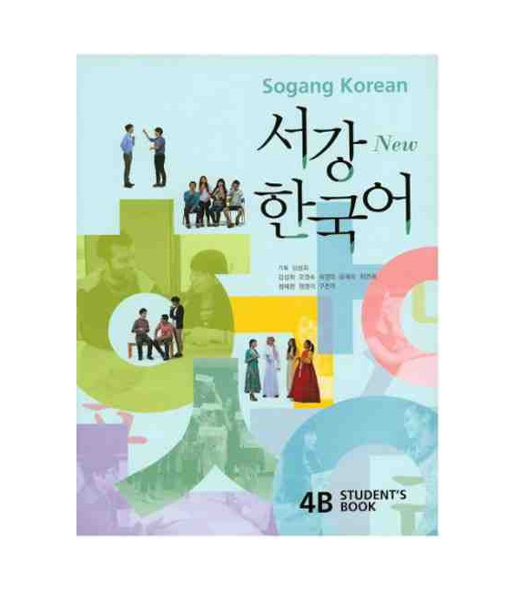 Sogang Korean New 4B- Student Book