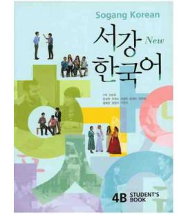 Sogang Korean New 4B- Student Book