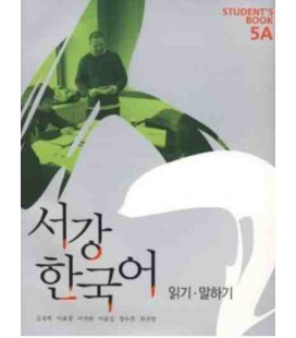 Sogang Korean New 5A- Student Book ( 2 Books + 1 CD)