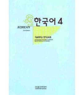Korean 4 (Schülerbuch)- Zweite Auflage