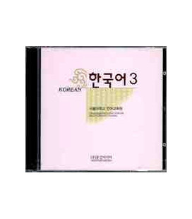Korean 3 (Pack de 2 CDS del Student Book)- Second Edition