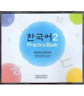 Korean 2 (Pack mit 4 CDs zum Practice Book)