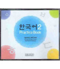 Korean 2 (Pack de 4 CDS del Practice Book)