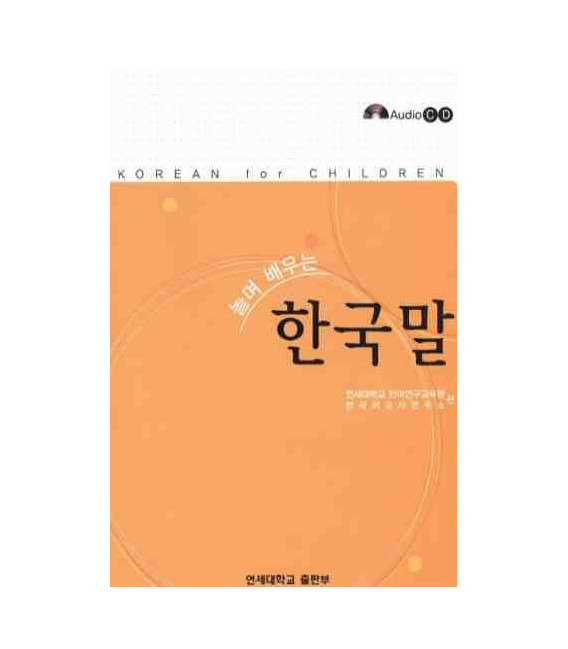 Korean for Children (Incluye CD)