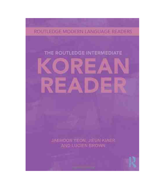The Routledge Intermediate Korean Reader