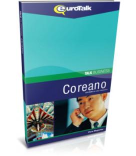Coreano per negocios - Talk Business (EuroTallk CD-ROM interactivo con base española)