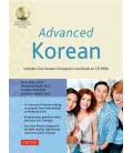 Advanced Korean- Includes Sino-Korean Companion Workbook on CD-ROM