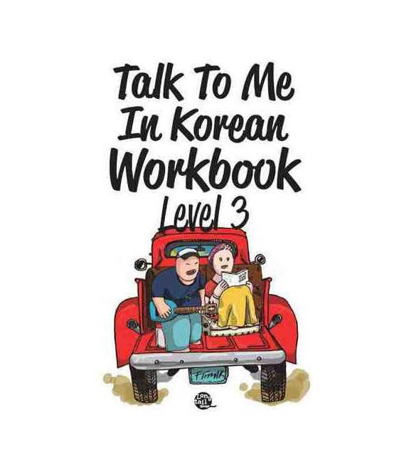 Talk to me in Korean Workbook 3