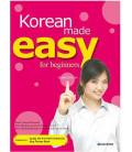 Korean made easy for beginners (Incluye AUDIO CD, MP3 para descargar y Key Phrase Book)
