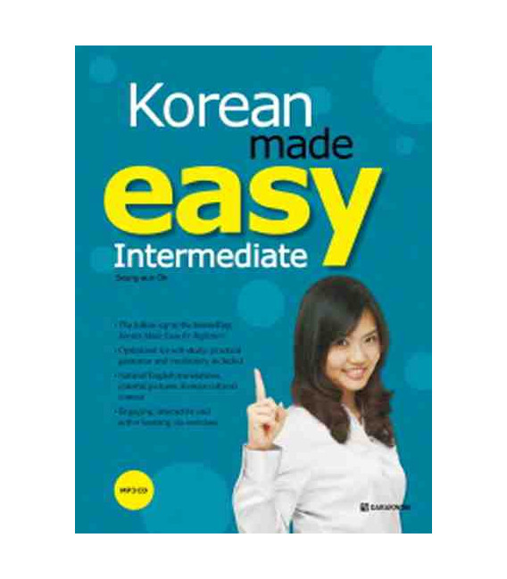 Korean made easy Intermediate (CD MP3 Included)