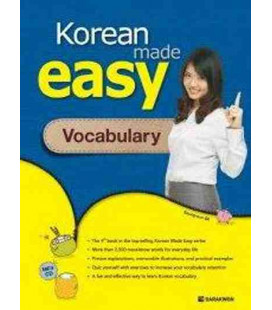 Korean made easy Vocabulary (Includes Audio CD)