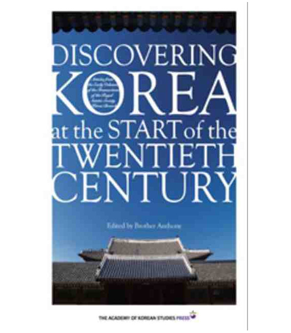 Discovering Korean at the Start of the Twentieth Century