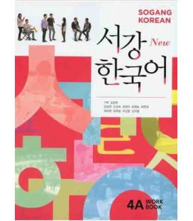 Sogang Korean New 4A- Workbook