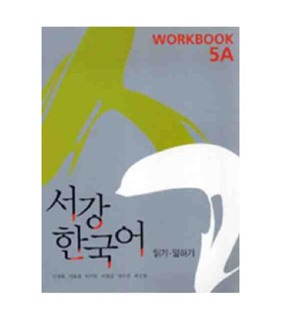 Sogang Korean New 5A- Workbook
