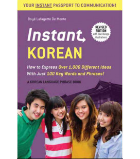 Instant Korean (Revised Edition)