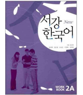 Sogang Korean 2A: Workbook (Book + 1 CD)