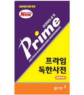 Dong-a's Prime Dizionario Tedesco-Coreano (2nda Edizione)