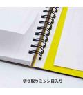 Maruman Mnemosyne Notebook N193A (Tamaño A7) - A rayas 5 mm