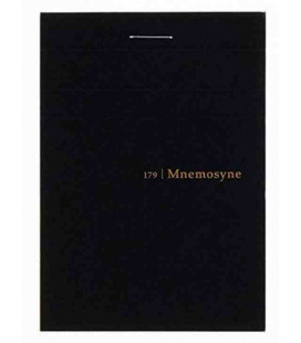 Maruman Mnemosyne Notebook N179A (Tamaño A7) - Cuadrícula 5mm
