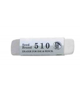 ?Seed Eraser 510 - eraser for ink and pencil (imported from Japan)