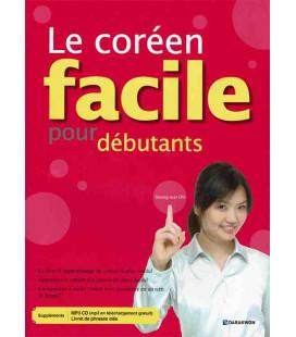 Le coréen facile pour débutants (Incluye CD MP3 y libros de frases clave)