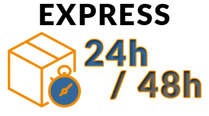 EXPRESS Delivery - 24/48 hrs